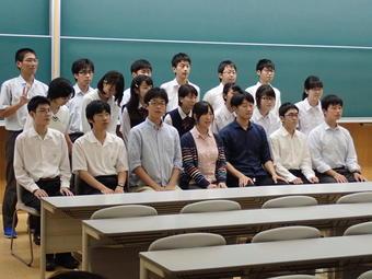 SS発展コース生徒が「京都大学への架け橋」で研究発表をしました