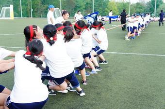 第21回体育祭(中学校)を開催しました