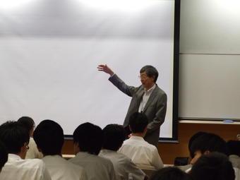 第4回SS出前講義を開催しました