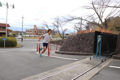 第31回矢田山縦走を実施しました
