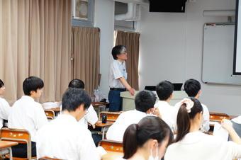 第1回SS出前講義「データサイエンス入門」を開講しました