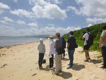 SS国内研修「八重山諸島のサンゴの現状と未来(海とヒトとの共生)研修」を行いました