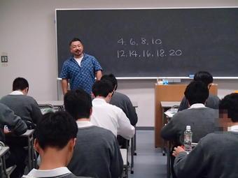 神戸大学理学部で学外サイエンス学習を行いました