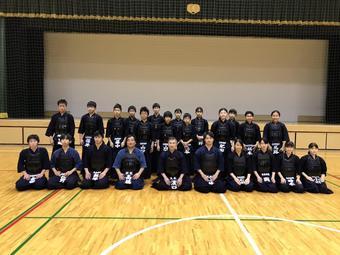 【剣道部】剣道講習会を実施しました