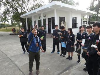 SSベトナム海外研修第1日目(報告)