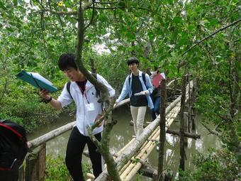 SSベトナム海外研修第3日目(報告)
