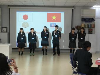 SSベトナム海外研修第2日目(報告)