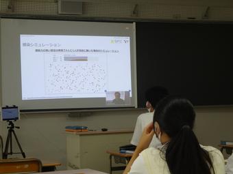FESTAT(全国統計探究発表会)キックオフプログラムに参加しました
