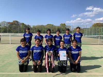 【中学テニス部】奈良県中学校テニス選手権大会 結果