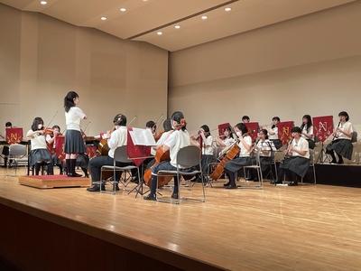 第10回奈良学園室内楽部合同定期演奏会を開催しました
