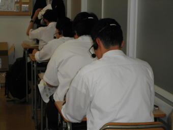 英語の4技能を育むために ~「GTEC」の受検~